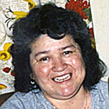 Obituary for CHRISTINA RIDER