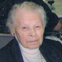 Obituary for MARY WONNICK