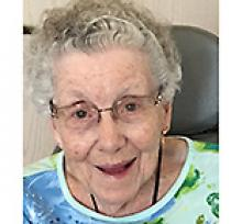 ELLEN MOSCRIP  Obituary pic
