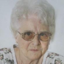 Obituary for IRENE CARRIERE