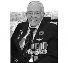 DOUGLAS EDWIN BROWN  Obituary pic