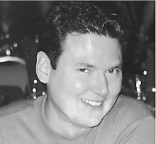 JASON HARPER  Obituary pic