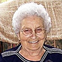 Obituary for ANNE SENTLA