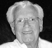 REV. DONALD IAN WILSON  Obituary pic