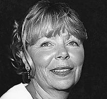JUDITH LESLIE BURR-CAVENAGH Obituary pic
