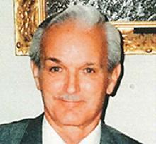 LAURENT EDOUARD AQUIN  Obituary pic