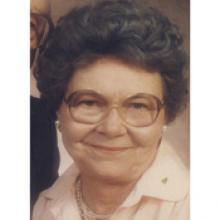Obituary for GLADYS OLIVER