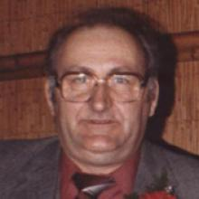 Obituary for JOHN CHETYRBOK