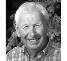 JOHN BAKER  Obituary pic