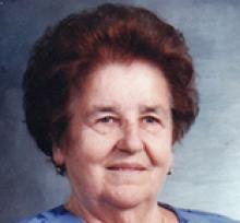 BARBARA FLANJAK  Obituary pic