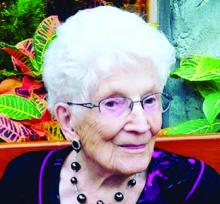 ARDITH MAY ALEXANDER  Obituary pic