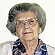 Obituary for ANNA WALTER