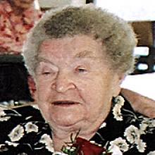 WANDA CZEZOWSKI (DOBROWOLSKA)  Obituary pic
