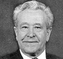 LEONARD (LEO) WEIDMANN  Obituary pic
