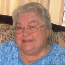 Obituary for GERTRUDE HENSON