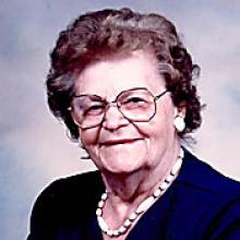 FRIEDA ENGEL  Obituary pic
