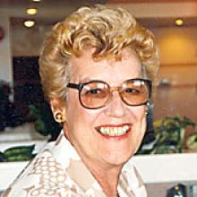 Obituary for NINA ALSOP