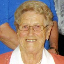 Obituary for LUCIENNE YARJAU