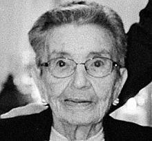 HAZEL LORENA ANGUS Obituary pic