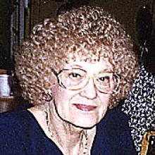 Obituary for ANNE BARYSKI