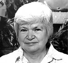 HILDEGARD TARNOKY  Obituary pic