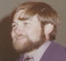 DAVID HUTCHEON ALLAN  Obituary pic