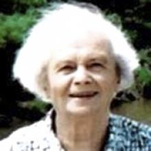 Obituary for OLIVE SUTHERLAND