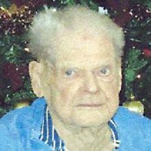 BERNARD MAURICE COX  Obituary pic
