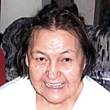 Obituary ELIZABETH FONTAINE