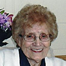 LOUISA OLSON  Obituary pic