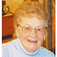 Obituary for FLORENCE FINLAYSON