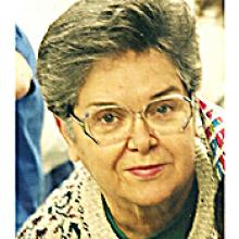 Obituary for OLIVE LUBA