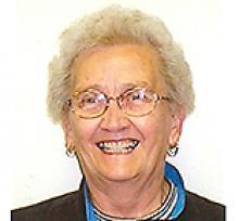 FLORENCE LOREEN AMANN  Obituary pic