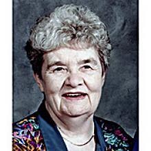 Obituary for JUNE ASHER