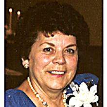 Obituary for ANNE PRICE