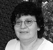 JESSIE MARGARET ANDERSON  Obituary pic