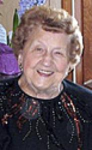 Obituary for MARY HOLUB