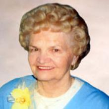 Obituary for FLORENCE PETROVITCH