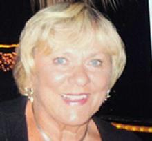 LORRAINE SHIRLEY BOILEAU  Obituary pic