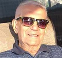 DONALD ALEXANDER NEDOHIN  Obituary pic