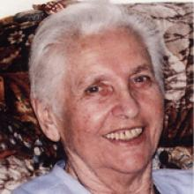 Obituary for FRANCISKA HOLLOSI