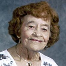 Obituary for MARJORY MEWHA