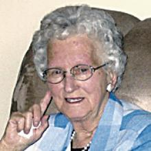 Obituary for EDITH EASTOE