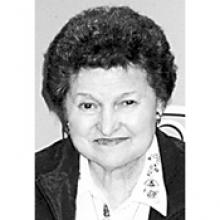 Obituary for OLGA GARLINSKI