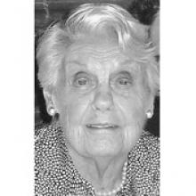 Obituary for EVELYN RAMSAY