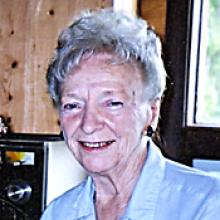 Obituary for IRENE SPOONER
