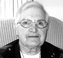 S. JEANNE BOUCHER  Obituary pic