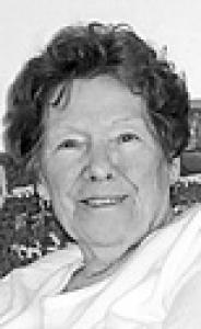 Obituary for EILEEN DOBSON