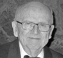 CYRILL SEKERKA-BAJBUS  Obituary pic