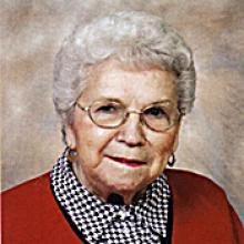 Obituary for ALICE BARIL